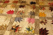 Quilts - Patte de l'ours