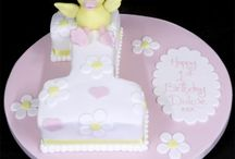 baby cake decorating ideas