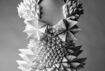 Texture / Gorgeous fabric manipulation. Fantasy clothing