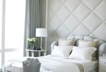Tranquil Guestrooms / Tranquil & elegant decorating ideas for the guestroom.