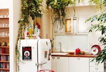 cozinhas fofinhas/cozy kitchen
