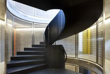 Creative, Contemporary & Fabulous Staircases / Staircases To Inspire