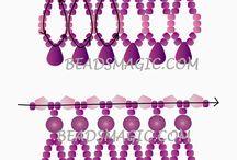 náhrdelníky z korálky