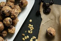 Semi-Healthy Sweets / by Maureen Rayburn - The Tightrope Mom
