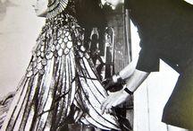 Costume designer Irene Sharaff