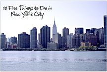 Take Me To New York City / Everything I love about the beautiful beast that is New York City. / by Alex in Wanderland