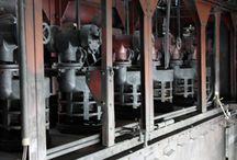 Industry / Old industrial buildings & machinery