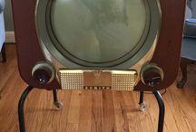 Radio-televizní přijímače