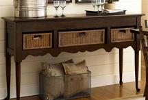 my fave furniture!!! / by Lisa Wigley Elliott