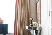 Draperies / Draperies/Window Dressings/Curtains