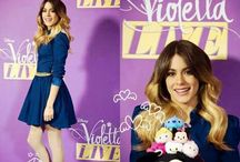Violetta life