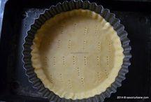aluat de tort sau tarta