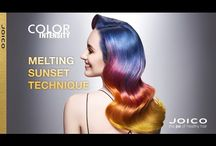 JOICO Color Intensity / Bright & Intense Hair Color Straight From The Tube