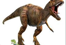 #Abelisaurus Dinosaur / #Abelisaurus Dinosaur was a bipedal carnivore, a primitive theropod dinosaurs, standing roughly 6.6 feet (2 metres) tall at the hips, 21 to 26 feet (almost 8 meters) long and weighing 1.4 tons.