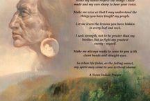 Sioux Indian Prayer / by Sara Blanche