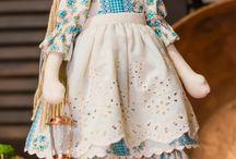 Bonecas Casinha de bonecas