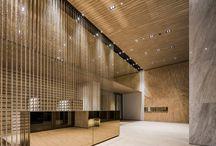 Lobby Design- Reception- Sitting