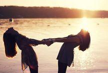 Friendship shoot