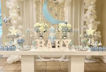 Baby Shower balloon arches