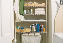 new laundry room / by Cassi Millican