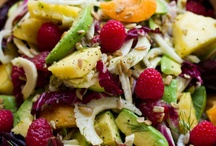 Salads / by Amy Villars