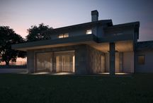 Iray & 3ds MAX . residential design / 3ds MAX 2016, iRay, Lightroom