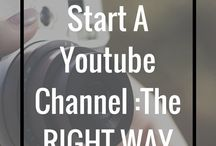 How to start a youtube channel the right way