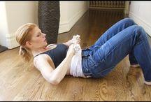 Tummy Diastasis Workout