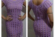 Crochet / Dress