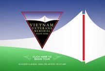Vietnam Veterans Memorials- www.COVVHA.net