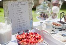 Fun party meal/drink ideas / by Robyn Murphey-Hjort