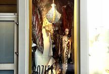 Etalage SintLucas Boxtel / Kunstroming voor 1450: Rococo Muzieknummer: Take Me To Church van Hozier