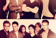 The Vampire Diaries :3 / The vampire diaries // delena ♡ / by Myriam Saumur