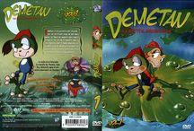 Cover Dvd - Demetan