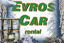 EvrosCar rental wishes / HappyNewYear MerryChristmas