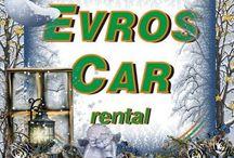 EvrosCar rental wishes / HappyNewYear MerryChristmas