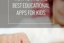 Apps for Kids / Best apps for iPad for growing creative little minds