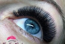 Зрачок не обрабатывался  я просто собираю коллекцию восхитительно голубых глаз в сочитании с Голливудским объёмом