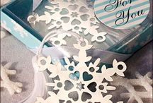 Winter Wonderland Weddings / Ideas for winter and Christmas weddings.