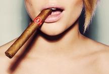 cigar girls / by werk8 werk8