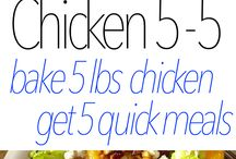 menu and meal ideas