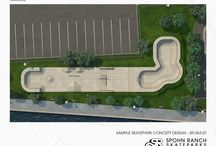 Skatepark Designs / Here are some skatepark examples to show whats possible.  For more visit: http://www.spohnranch.com / by SPOHN RANCH SKATEPARKS