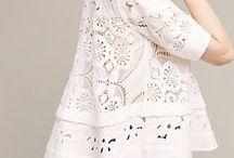 Hvite bluser