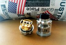 Vandy Vape Kylin RTA / Vany Vape KYLIN RTA is coming, Let us untie his mystery . A Plethora of airflow holes, side and bottom, to direct air centrally at the coil for excellent flavor; . Available for use in both single and dual coil; . Includes 6ml Chimney and Pyrex Glass; . Utilizes Popular Wide Bore Drip Tip Details at http://www.vandyvape.com/index.php/detail/Atomizer/22   #vape #vaping #vapor #eciga