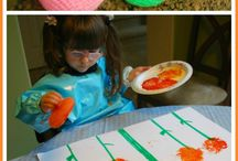 Painting with Kids / by Margie Jeffords