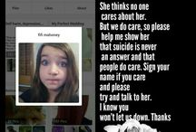 Suicide needs to stop
