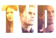 The Vampire Diaries / by Mylena Andrade