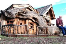 Amazing Wood Sculpture