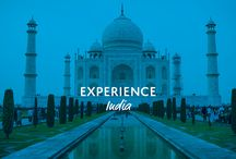 Experience India / See some of the sights, that you can visit on one of our India tours!