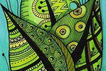 ART - Zentangles